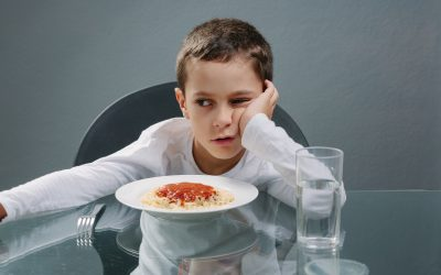 Cómo saber si mi hijo come lo suficiente