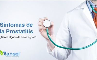 Síntomas de la Prostatitis