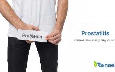 Enfermedades de la próstata:  La Prostatitis