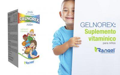 Gelnorex: Estimulante de apetito para niños