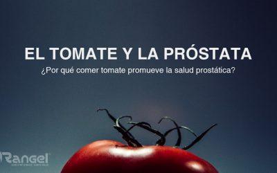 Comer tomate es bueno para la salud de la próstata