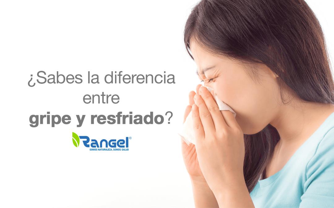 Gripe y Resfriado: cómo diferenciarlos