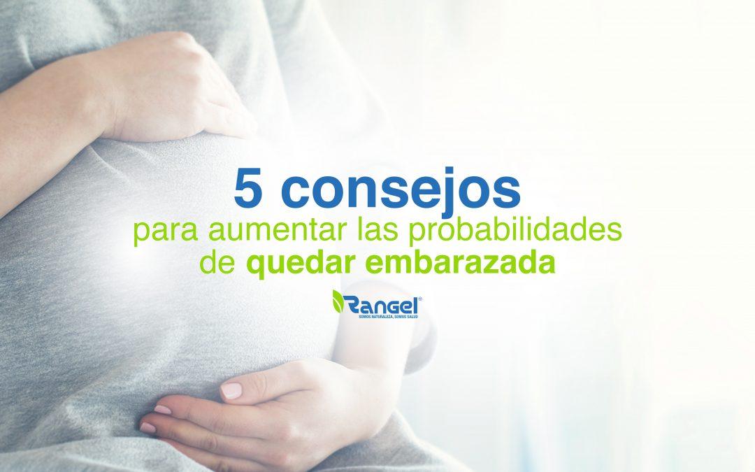 5 Consejos para quedar embarazada