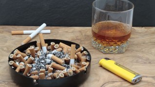 No fumar- No alcohol-para quedar embarazada