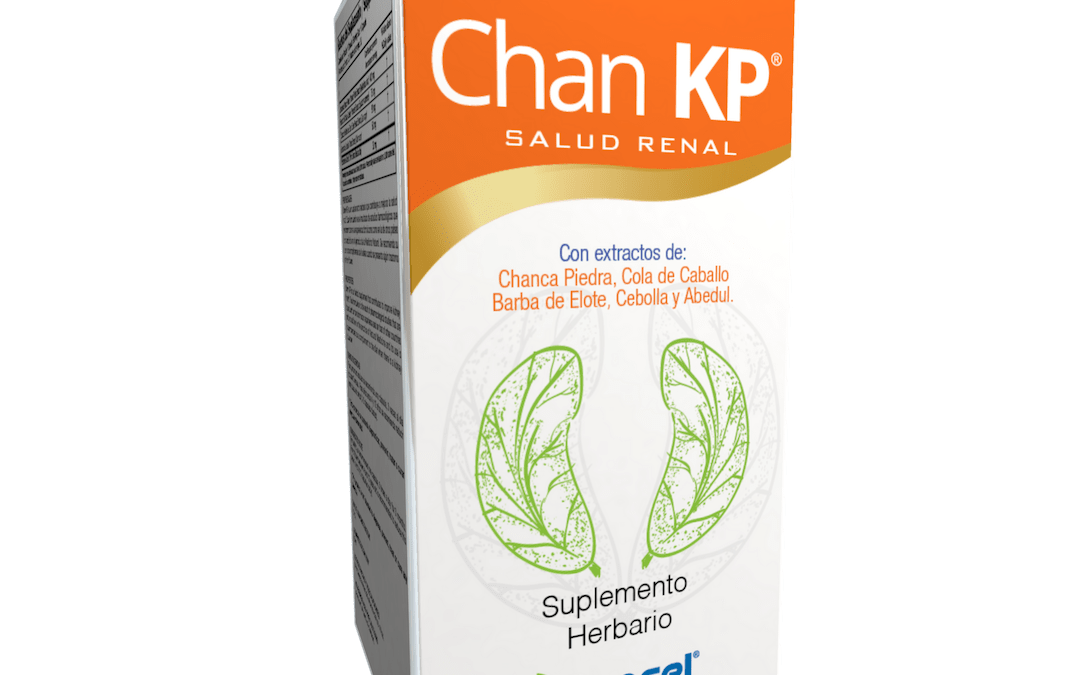 Chan KP Salud Renal (cápsulas)